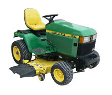 John Deere Lawn Mowers For Sale >> John Deere 48 Inch Riding Lawn Mowers For Sale Ebay