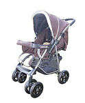 Single Prams with All Terrain