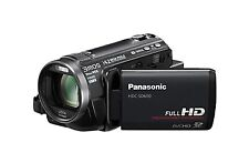 Panasonic AVCHD Camcorders with Touch-Screen