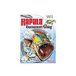 Nintendo Wii Fishing Video Games with Manual