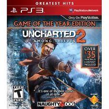 Jeux vidéo Uncharted pour Sony PlayStation 3, en anglais