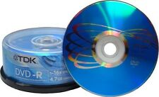TDK 4.7GB Blank Computer CDs, DVDs & Blu-ray Discs