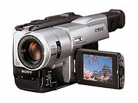 Caméscopes Sony