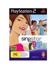SingStar PAL Video Games without Custom Bundle