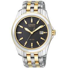 Lässige Citizen Armbanduhren mit Edelstahl-Armband