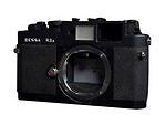 Manual Focus Rangefinder Film Cameras with Timer