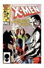 Uncertified 5.0 VG/FN Copper Age X-Men Comics , not Signed