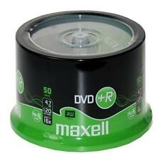 Maxell 4.7GB Blank Computer CDs, DVDs & Blu-ray Discs