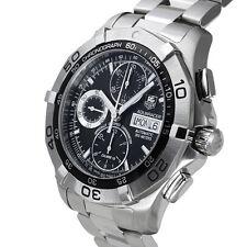 TAG Heuer Men's Analog Round Wristwatches