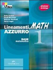 Saggi di matematica e scienze Blu in italiano