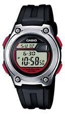 Casio Armbanduhren mit Chronograph und mattem Finish