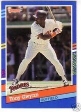 Donruss Tony Gwynn San Diego Padres Original Baseball Cards