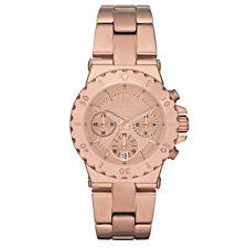 Runde Polierte Armbanduhren für Damen