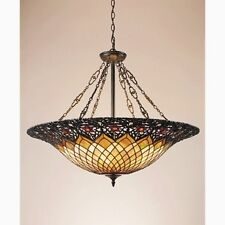 Quoizel pendant chandeliers ceiling fixtures ebay traditional aloadofball Image collections