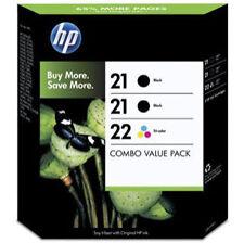 Drucker-Tintenpatronen mit Tintenstrahl und Cyan für HP