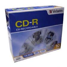 Verbatim Blank CD-R Discs