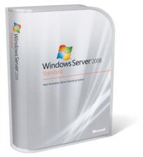 Multilinguale Computer-Betriebssysteme mit Microsoft Windows Server 2008 und Standard-Lizenz