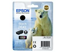 Schwarze Tintenpatronen für Epson Drucker Ablaufdatum (MM/JJJJ) 12/2017