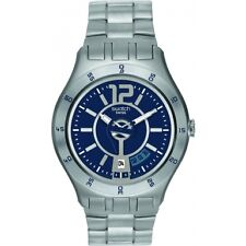 Swatch Stainless Steel Case Adult Wristwatches