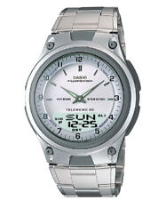 Stainless Steel Band Casual Round Wristwatches