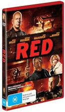 RED M Rated DVD & Blu-ray Movies with Commentary