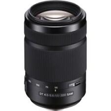 Zoom DSLR 300mm Focal Camera Lenses