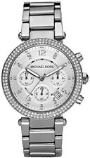 Michael Kors Women's Stainless Steel Case Analogue Watches