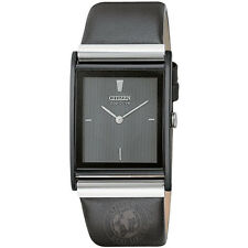 Citizen Rectangle Dress/Formal Wristwatches