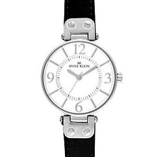 Anne Klein Stainless Steel Case Wristwatches