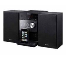 Sony Kompakt-Stereoanlagen mit iPod-Dock
