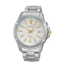 Seiko Armbanduhren aus Edelstahl für Kinder