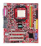 Mainboards mit DDR2 SDRAM-Speicher und MicroATX Formfaktor