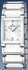 Festina Armbanduhren mit Silber-Armband für Damen
