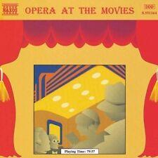 Naxos Opera Music CDs