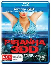 Horror 3D DVDs & Blu-ray Discs