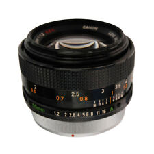 Standard Camera Lenses for Canon 55mm Focal