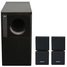Schwarze Bose Lautsprecher für Heim-Audio - & HiFi-Geräte