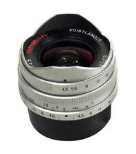 Voigtländer Objektive für Digital-Spiegelreflex Kameras
