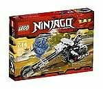 Multi-Coloured Ninjago LEGO Buidling Toys
