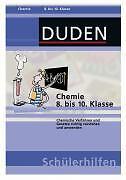 Deutsche Schulbücher mit Chemie-Thema im Taschenbuch-Format