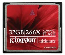 Kingston 32GB Camera Memory Cards for Nikon