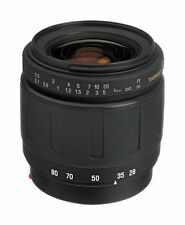 Minolta Kamera-Weitwinkelobjektive mit Autofokus Zoomobjektiv