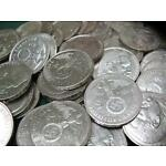 WWII Silver Coins