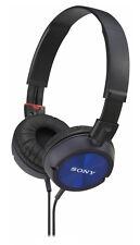 Kabelgebundene Sony TV-, Video- & Audio-Kopfhörer mit Kopfbügel