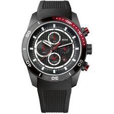Sportliche runde Armbanduhren mit Chronograph für Erwachsene