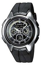 Casio Quarz-(Batterie) Armbanduhren mit Chronograph für Herren