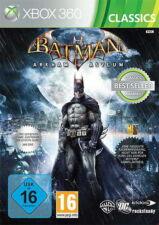 Batman-PC - & Videospiele für die Microsoft Xbox 360 mit Gebrauchsanleitung