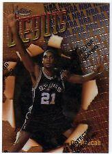 Rookie Topps San Antonio Spurs Single Basketball Cards