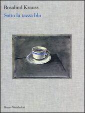 Saggi di arte, architettura e pittura blu