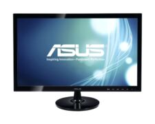 Schwarze 48,3-58,2 cm (19-22,9 Zoll) LED/LCD Computer-Monitore